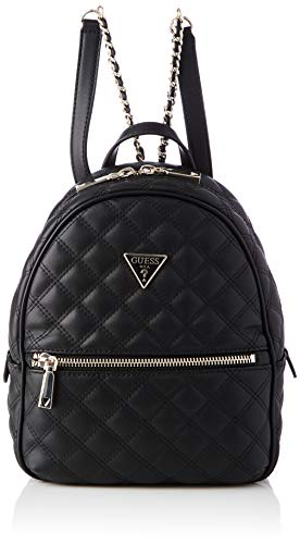 Guess CESSILY BACKPACK, BAGS CROSSBODY Donna, BLACK, One Size