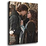 AHJK Poster mit der Geschichte von Romeo und Julia,