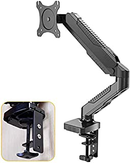 "TV Mount Stands, Aluminum Alloy 15-27"" Display Stand/arm Adjustable Tilt Swivel"