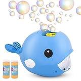 Beyondtrade Bubble Machine Automatic Whale Bubble Maker Over 2000 Bubbles Per Minute Bubble Blower...