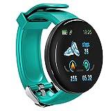 Smartwatch Relojes inteligentes, pulsera Deporte inteligente los hombres del reloj SmartWatch Mujeres Deportes presión arterial reloj monitor del ritmo cardíaco Deportes impermeable reloj for Android