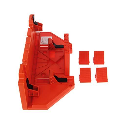 Yintiod verstekzaag, 14 inch, multifunctioneel handgereedschap voor houtbewerking, zaagklemmkasten