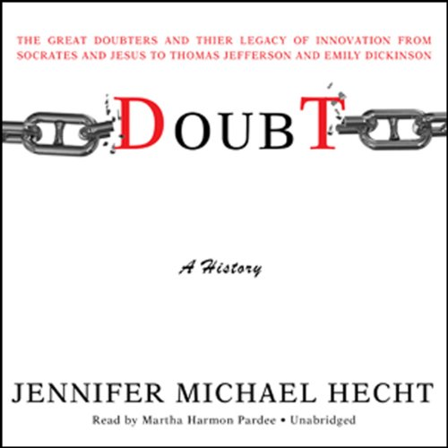 Doubt audiobook cover art