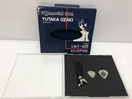 ジェンコ商会 尾崎豊 YUTAKA OZAKI 10周年 シルバー925 ピックアクセ ブレスレットタイプ メンズ シンガー ギター