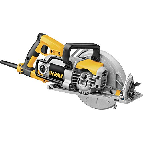 Product Image of the DEWALT 7-1/4-Inch Circular Saw, 15-Amp, Worm Drive (DWS535B)