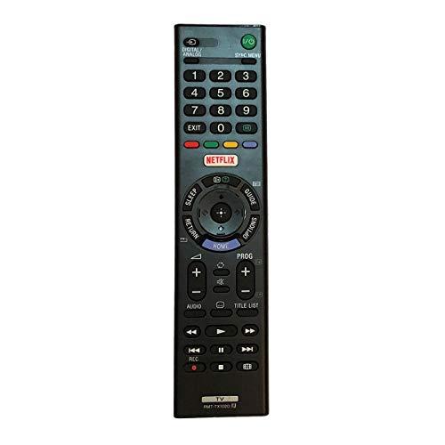 Control Remoto Compatible para Sony KDL-55W807C Televisión/TV