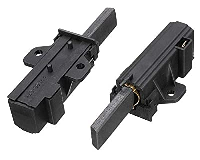 Lazer Electrics Sole Motor Carbon Brushes Pair for Hotpoint Washing Machines