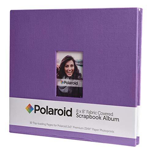 Polaroid PL2X3SBPR Fotoalbum met stoffen omslag, 10 pagina's, 1 stuk, 203 mm