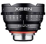 Samyang XEEN - Objetivo (14 mm, T3.1 FF, Cine Canon)