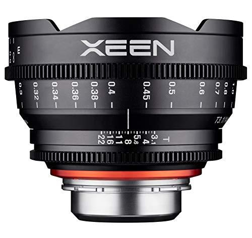 Xeen 15014T3.1SE T3.1 Cine Objektiv E-Anschluss 14 mm schwarz