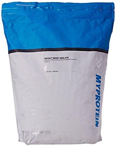 MyProtein Impact Whey Isolate-Siero di Latte - 5000 gr
