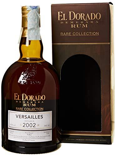 El Dorado El Dorado Versailles 2002 Rum - 700 ml