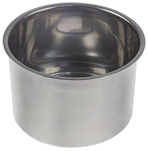 Hendi 221204 - Bandeja para exprimidor de cítricos (diámetro 175 mm, altura 110 mm, diámetro 42...