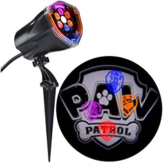 Gemmy Lightshow Projection Whirl-A-Motion Paw Patrol-Nickelodeon Indoor/Outdoor Holiday Decoration (1)