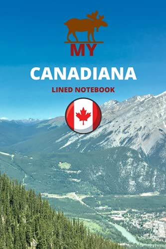 Compare Textbook Prices for MY CANADIANA lined notebook: Great for any Canadian friend or family member  ISBN 9798526189675 by The Big Busy Bear