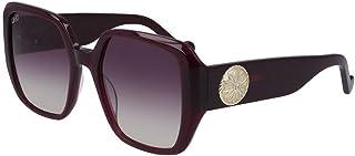 LIU JO Women's Sunglasses, Rectangular, Medallion - Purple