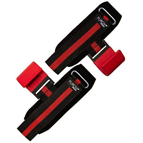Zughilfen mit Metallhaken für gezieltes Krafttraining von Vettler Sports – Paar - 3