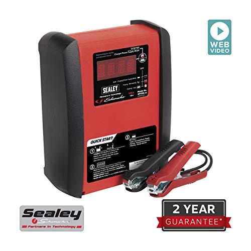 Sealey SPI15S 15Amp 12V Intelligent Battery Charger