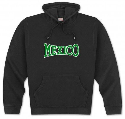 World of Football Kapuzenpulli lo2c Mexico - XXL