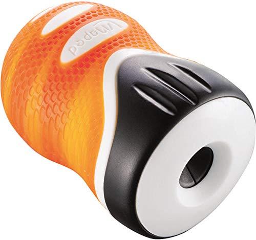 Maped - Taille-crayons Clean Grip - Taille-Crayons avec Réservoir -Taille-crayons propre - 1 trou - Coloris aléatoire