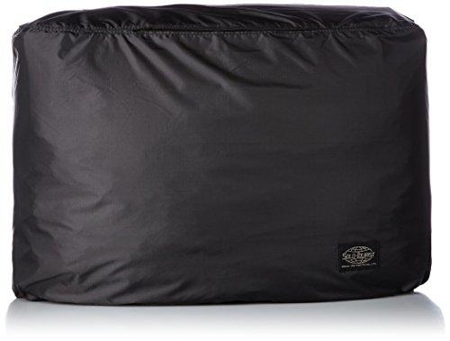 [ソロ・ツーリスト] ビジネスバッグカバー テフロン加工、レインカバー、 32 cm 0.08kg ブラック