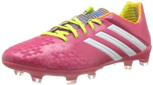 Adidas P Absolion LZ TRX FG, Fußballschuhe Herren, Pink - Rose (Fravif/Blanc/Solsli), 40 2/3 EU