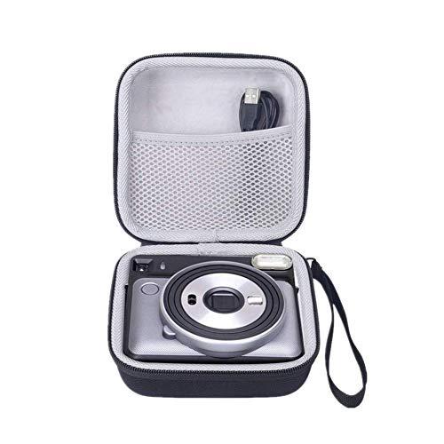 Yuhtech Custodia Rigida da Viaggio per Fujifilm Instax Square SQ6 Custodia Protettiva per Fotocamera istantanea a Pellicola