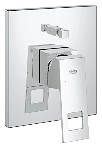 GROHE Eurocube | Badarmaturen - Einhand-Wannenbatterie | chrom | 19896000