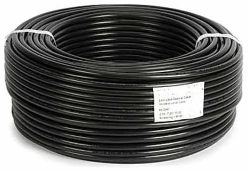 Danitech Kabel Verlegekabel H155 WLAN UMTS LTE Impedanz 50 Ohm - 100m (0,56 EUR pro 1m)