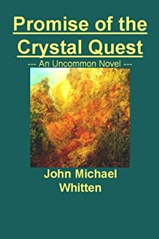 Paperback Promise of the Crystal Quest [Large Print] Book