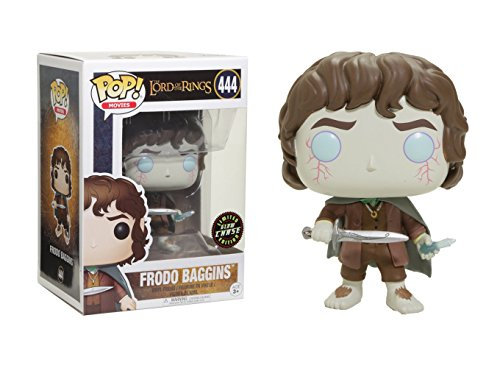 FunKo POP! Movies Lord of the Rings Frodo Baggins 3.75' CHASE VARIANT Vinyl Figure