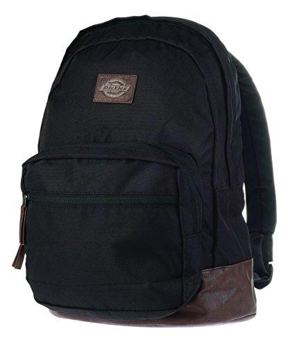 Dickies Everglades Backpack/Daypack, Unisex, Rucksack Daypack Everglades, black, 45 x 35 x 6 cm, 21 Liter
