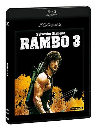 Rambo 3 'Il Collezionista' Combo (Br+Dv)