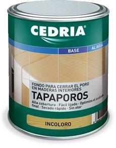 Tapaporos Madera Cedria 750 ml