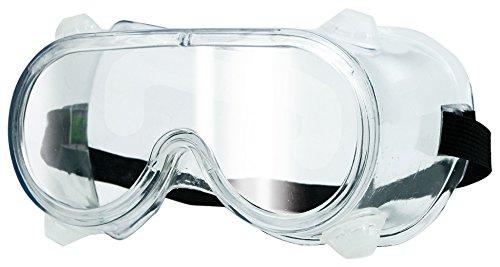 Yato Travail Protection Lunettes laboratoire Lunettes Protection des yeux Lunettes Sport Réglable Lunettes