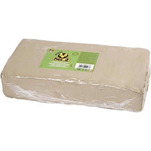 Argilla bianca da modellare,12,5 kg