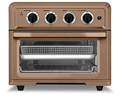 Cuisinart AirFryer, Convection Toaster Oven, Copper