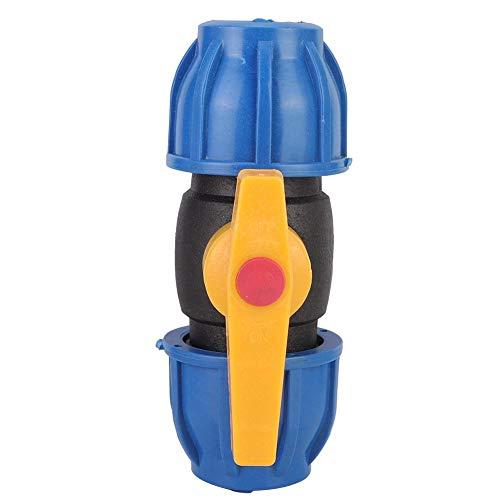 Liineparalle G3/4in 25mm Hohe Qualität PE Kugelhahn Rohr Schnellanschlussventil Wasserrohr Armaturen Zubehör