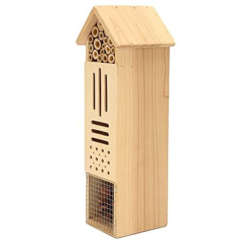 SALALIS Refugio, Caja Fuerte para Abejas, Duradero para jardín, balcón, terraza, Patio