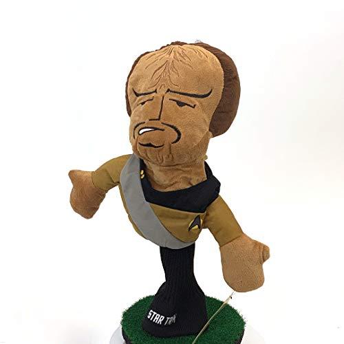 Creative couvertures pour tête de Club de Golf de Star Trek Klingon couvertures