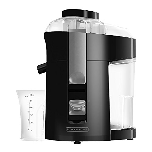 Fruit and vegetable juice extractor by Black+Decker