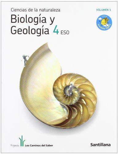 Biología y Geología 4 Secudnaria