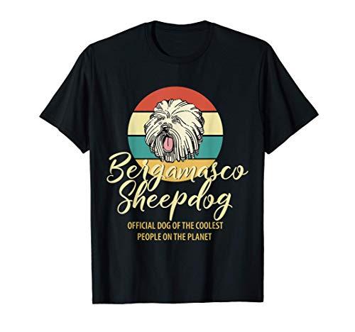 プラウドベルガマスコシープドッグオーナーシャツ、ベルガマスコシープドッグ子犬好き、ベルガマスコシープドッグ誕生日プレゼン Tシャツ