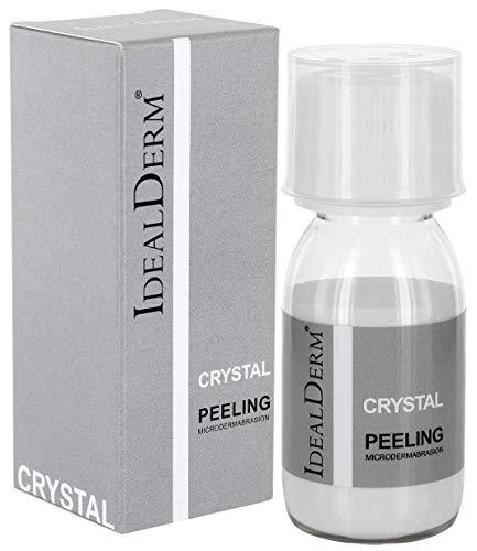 IDEALDERM Mikrodermabrasion Kristalle Puder Aluminiuoxidkristalle für Gesicht