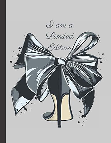 I am a limited Edition: idée cadeau femme fan de mode,...