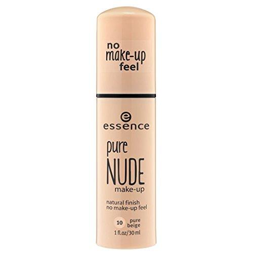 Essence - Maquillaje pure NUDE - 10 Pure Beige