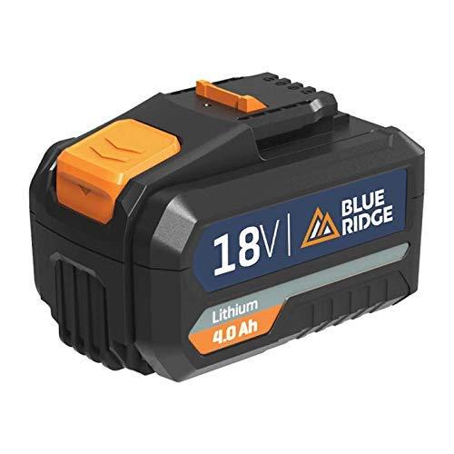 Batterie au lithium BR9002 18V 4.0Ah avec plate-forme de batterie Powershare