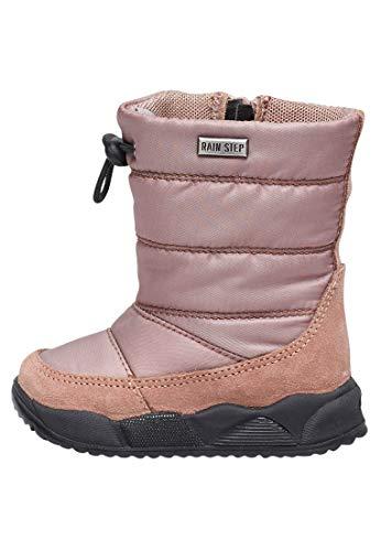 Falcotto Dziewczęce buty śnieżne Poznurr, różowy - Rosa - 18 EU