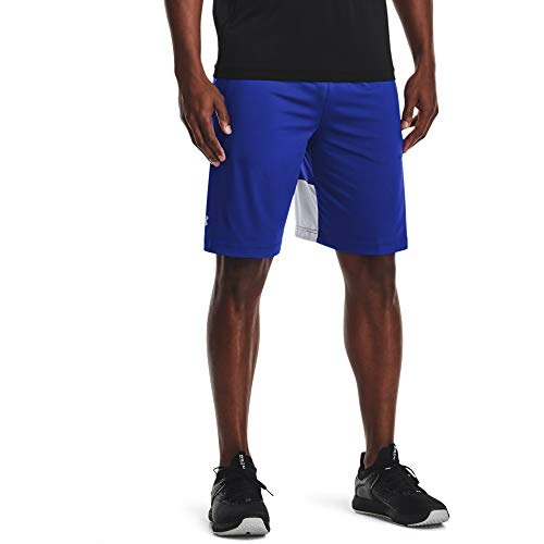 Under Armour Men's Raid 2.0 Shorts , Royal Blue (400)/Mod Gray , 3X-Large