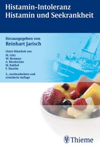 Histamin-Intoleranz Histamin und Seekrankheit